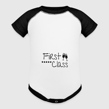 First Class - Baby Contrast One Piece