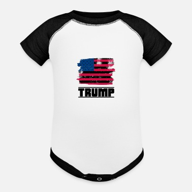 Election Year election year 2020 usa america - Baseball Baby Bodysuit