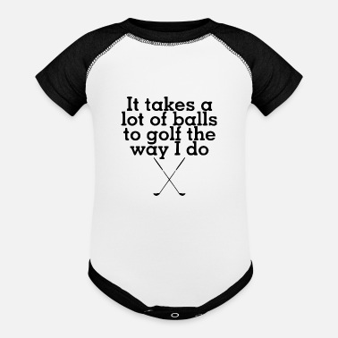 Take it takes - Baseball Baby Bodysuit