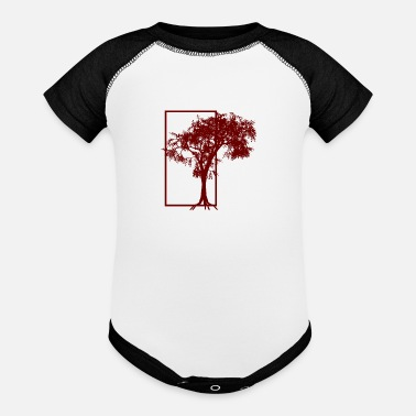 Tree Tree - Baseball Baby Bodysuit