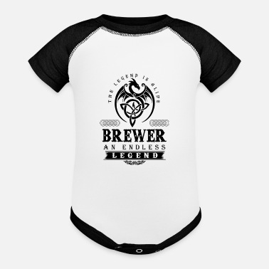 Brewers BREWER - Baseball Baby Bodysuit