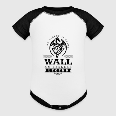 WALL - Baby Contrast One Piece