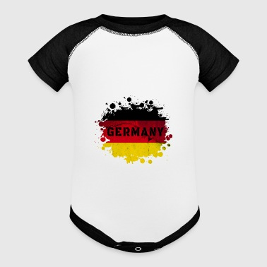 Germany blob - Baby Contrast One Piece