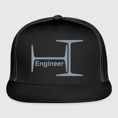 Engineer Steel Beams  - Trucker Cap