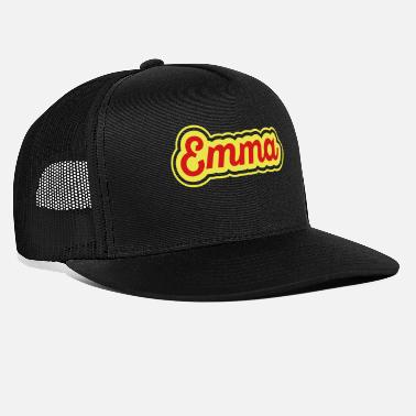 Name Emma - Trucker Cap