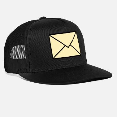 Lettered letter - Trucker Cap