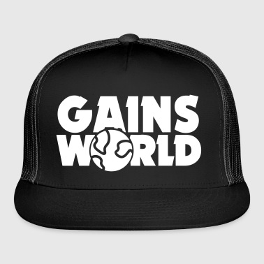 Gains World - Trucker Cap
