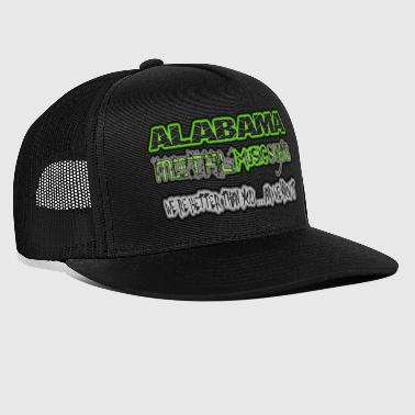 ALABAMA METAL MUSIC SCENE - Trucker Cap