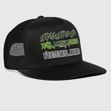ARKANSAS METAL MUSIC SCENE - Trucker Cap