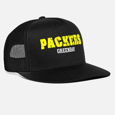 Greenbay PACKERS - Trucker Cap