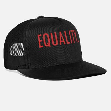 Equalizer EQUALITY - Trucker Cap