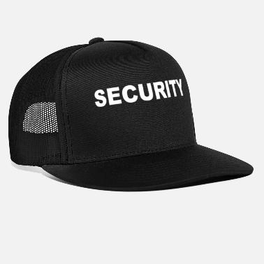 Bodyguard Security - Bodyguard - Trucker Cap