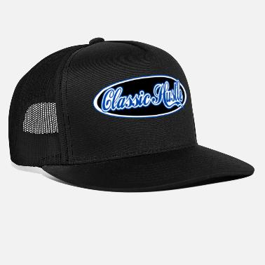 Hustle CLASSIC HUSTLE BLUE CHIP - Trucker Cap