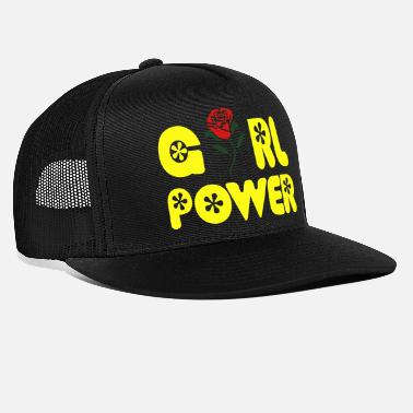 Girl girl power - Trucker Cap