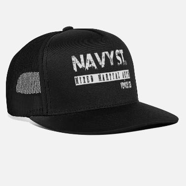 Navy St. T-Shirt Vintage Design, Navy Street Shirt - Trucker Cap