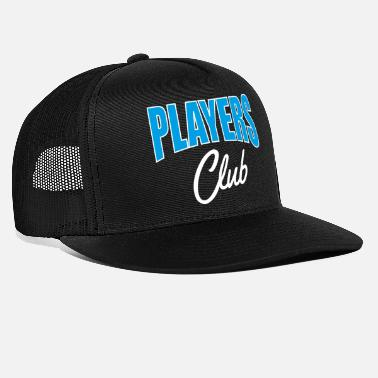 Stag-night Players Club Bachelor Party - Trucker Cap