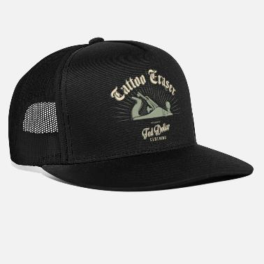 Ted Dollar tattoo eraser - Trucker Cap