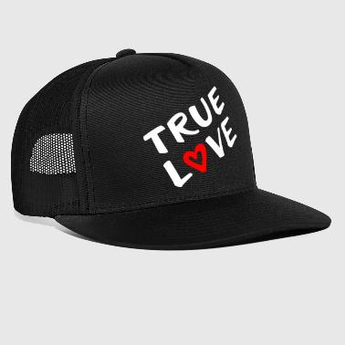 Corazon Cute Gift - True Love Heart - Trucker Cap