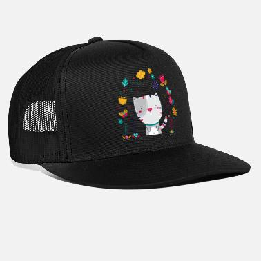 Cute Cat Cute Cat - Trucker Cap