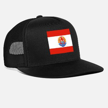 Polynesia French Polynesia Flag - Trucker Cap