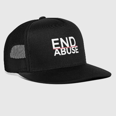 End End Abuse - Trucker Cap