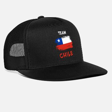 South America Team Chile / Gift National Flag South America - Trucker Cap