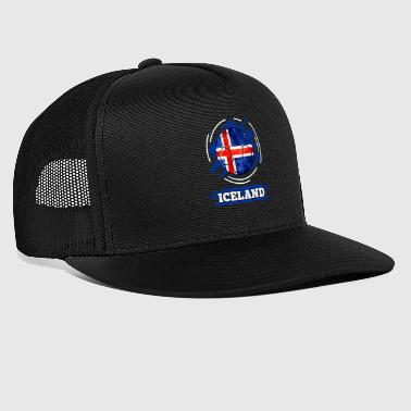 Country Iceland - Trucker Cap