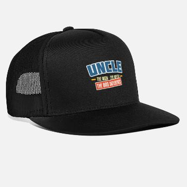 Uncle Uncle - Trucker Cap