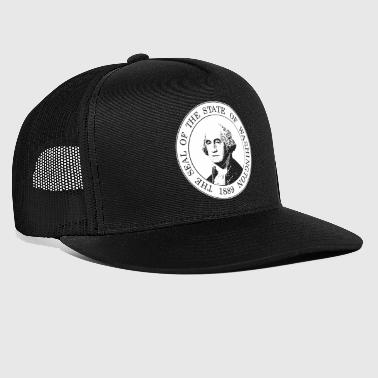 State of Washington - Trucker Cap