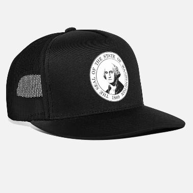 State State of Washington - Trucker Cap