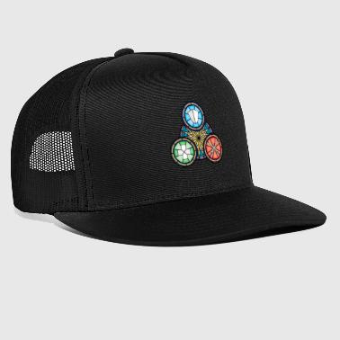 Holy Trinity of RPG Gamers - Trucker Cap