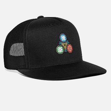 Trinity Holy Trinity of RPG Gamers - Trucker Cap