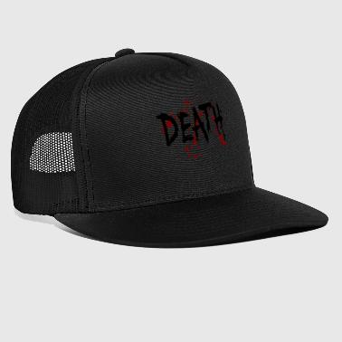 Deaths Head death - Trucker Cap