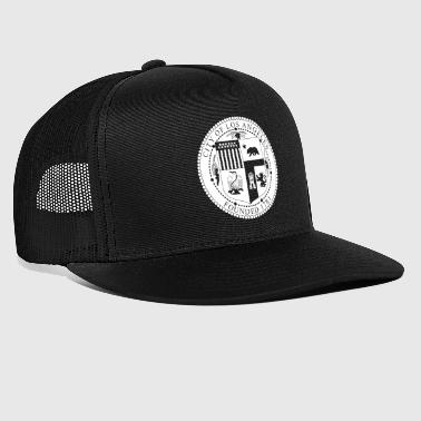Seal of Los Angeles - Trucker Cap