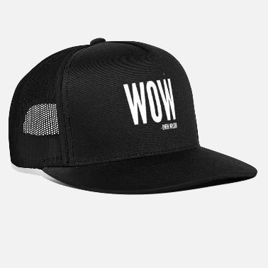 a5913b3a97c WOW Owen Wilson - Trucker Cap