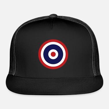 6f21c426921 Thai Roundel Target Flag Baseball Cap
