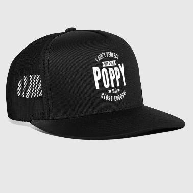 Perfect Poppy - Trucker Cap
