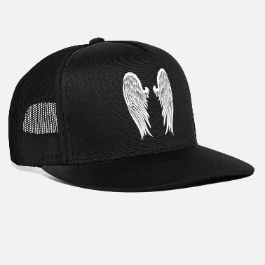 Guardian Angel Angel Wings - Trucker Cap