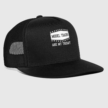 Training train - Trucker Cap