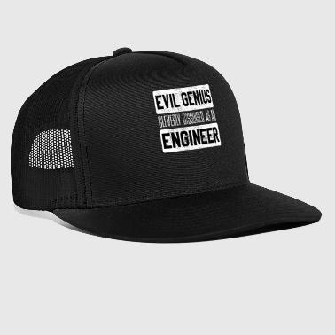 Engineer design - Trucker Cap