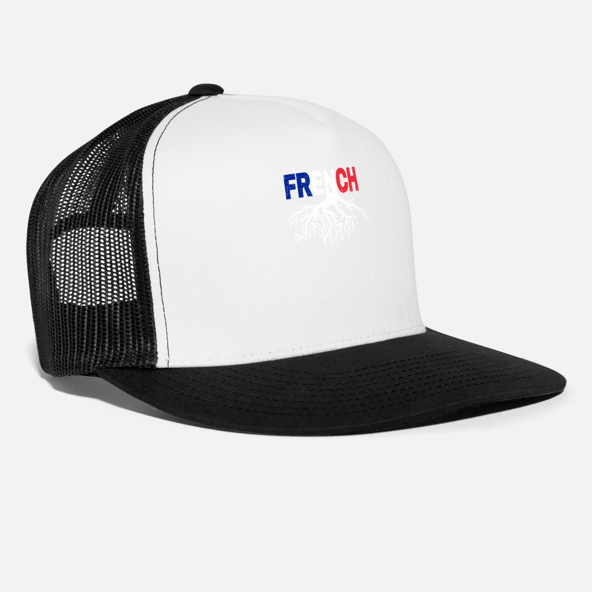 28a0cd66 French Roots Trucker Cap | Spreadshirt