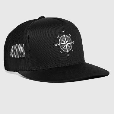 Compassion compass - Trucker Cap