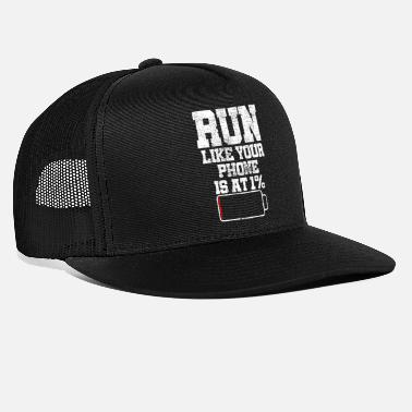 To Run to run - Trucker Cap