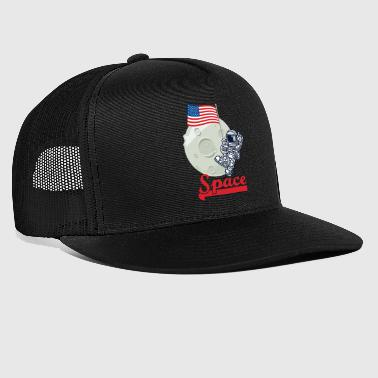 Space Space - Space - Trucker Cap