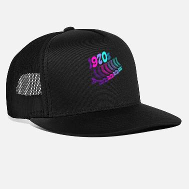 Reminder Childhood roller skates reminder disco - Trucker Cap