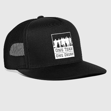 Football Team Football Team Dream - Trucker Cap