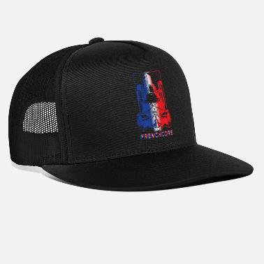 Hardcore Frenchcore (french design) - Trucker Cap