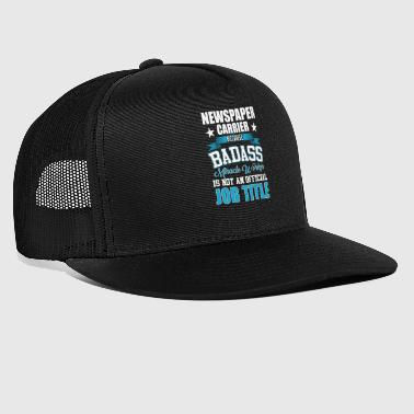 Newspaper Newspaper - Trucker Cap