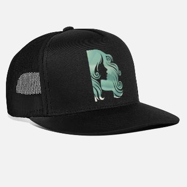 Indie Indie Mountain Girl - Trucker Cap