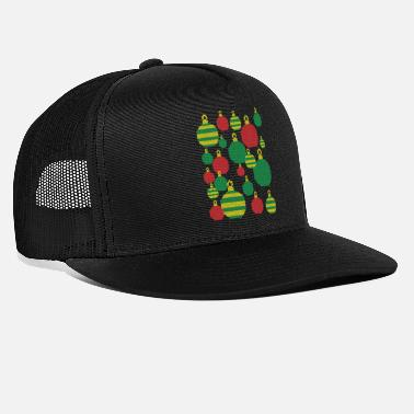 ugly Christmas Shirt embroidered - Trucker Cap